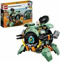 LEGO 75976 Overwatch Wrecking Ball Quadrupedal Robot Mecha Building Toy Playset