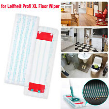 Cleaning Pad Washable Mop Cloth for Leifheit Profi XL Floor Wiper Spare Parts