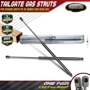 Set of 2 Tailgate Gas Struts for Hyundai Santa Fe 01-06 Rear Left&Right