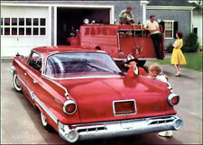 1960 Dodge Dart Phoenix hardtop, Refrigerator Magnet, 40 MIL