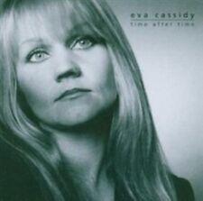 Eva Cassidy Time After Time 2000 CD UK Adult Alternative Music Album