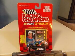 RACING CHAMPIONS TED MUSGRAVE COLLECTOR RACE CAR