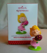 Hallmark 2014 'Sally's Spring Bouquet' Happiness Is Peanuts All Year Long #10
