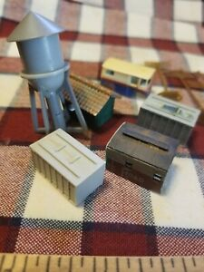N scale misc