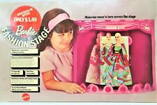 1970 Vintage Barbie Fashion Stage New In Original Box - Collectors Item- Rare