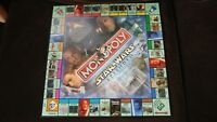 STAR WARS Episode II 2 MONOPOLY  GAME BOARD parts replacement