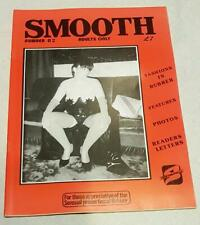 Smooth Magazine From Swish Publications No 82  Latex & Leather Fashion Magazine