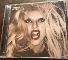 Lady Gaga Born This Way Disc 2 Only