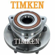 For Jeep Grand Cherokee 99-04 Front Wheel Bearing & Hub Assembly Timken HA598679