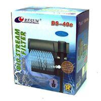 Filtro appendibile Resun per acquario fino a 100 litri  Voltaggio 120/230 Volt
