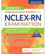 Nclex-Rn Examination 8th Saunders Comprehensive Prep Student Nurse Pick Format