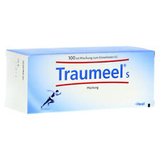 HEEL Traumeel S 100ml  LIQUID Homeopathic Remedies