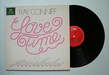 RAY CONNIFF - Love Time (original LP) 1986