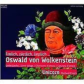 Liebeslieder, Ensemble Unicorn, Audio CD, New, FREE & FAST Delivery