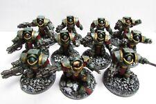 Citadel / Warhammer 40k / Space Marines Horus Heresy Cataphractii Terminators