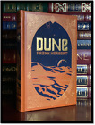 Dune by Frank Herbert Brand New Leather Bound Deluxe Collectible Gift Hardback