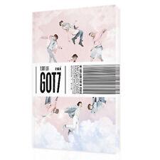 GOT7-[FLIGHT LOG:DEPARTURE] 5th Mini Album R Ver. CD+Photobook+Ticket+Card K-POP