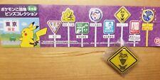 Pokemon Pikachu Pin Badge Nintendo Pocket Monster JAPAN Tokyo Exclusive NEW