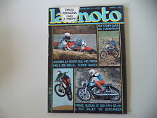 LA MOTO 5/1976 SUZUKI GT 500/KTM 125 MC 5/ASPES HOPI 125 RG/CAVALCONE/BUCCANEER
