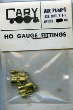 Original Cary HO AP-218 Air Pumps, S.B. Mtn. R&L - NOS