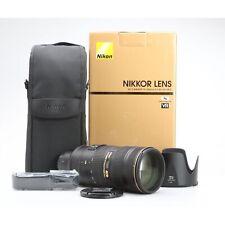 Nikon AF - S 2,8/70-200 G If Ed VR II + Top (229367)