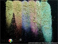 GNI® & The Colour Shack® Shimmer Mica 5g Single bags Suitable for Nails/Soaping