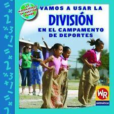 Vamos a usar la division en el campamento de deportes Using division at Sports C