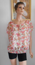Peasant Floral Tops for Women