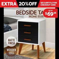 Wooden Modern Bedside Tables
