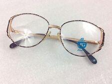 Vintage Eyewear -  jean garre creation 53-16 - glasses frames retro 80s style