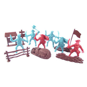 Vintage Pirate People Model Action Figures Kids Toy Gifts Home Decoration
