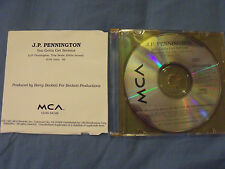 CD Single,J.P.Pennington, You Gotta Get Serious,Got To have This One!!