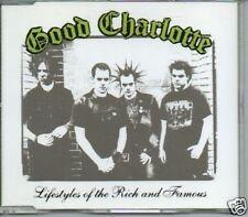 (148T) Good Charlotte, Lifestyles of the Rich & - DJ CD