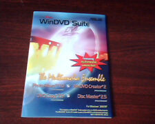 ASUS WinDVD Suite interVideo PhotoAlbum 1.0 Creator DVD Copy Master M579
