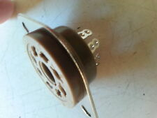 8 PIN AMP POWER TUBE SOCKET FOR MARSHALL & OTHER AMPS