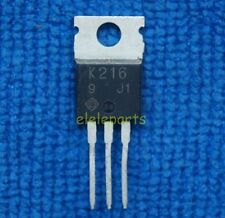 10pcs 2SK216 TO-220 Silicon N-Channel MOS FET