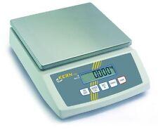 Báscula de mesa Balanza compacta paquete para cartas KERN FCB 3K0.1