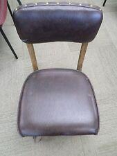 "B L Marble Chair 123 1/2 Vintage Antique "" Correct Posture Chair """