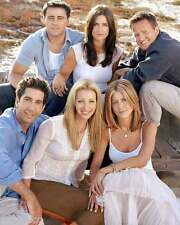 Friends TV Show Cast 8x10 Photo 002