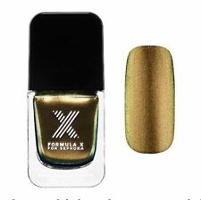 FORMULA X Sephora Nail Polish .4 oz Full Size Sealed NEW Iconic