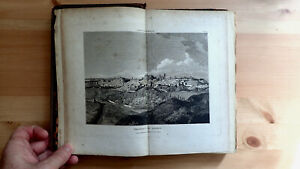 PRINTED 1810 A JOURNEY FROM ALEPPO JERUSALEM AT EASTER AD 1697 MOUNT SINAI RARE
