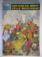 Con Gesù sul monte delle beatitudini white ellen religione bambini illustrato 21