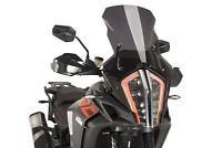 PUIG TOURING SCREEN KTM 1290 SUPER ADVENTURE R/S 17-18 DARK SMOKE