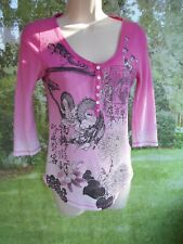 Lucky Brand Yoga Top  size s