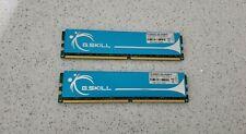 G.Skill F2-8500CL5D-4GBPK (2GBx2) DDR2 1066 PC2-8500 Desktop RAM 4Gb KIT