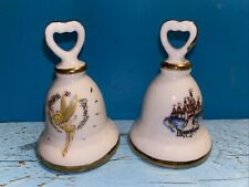 Rare, Disneyland /Tinker Bell Salt & Pepper Shakers Eleanore Welborn Art Prod.