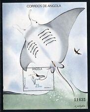 Angola 820, MNH, Marine Life, Manta Birostris, 1992. x18747