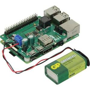 Joy-it StromPi 2 USV-Shield Passend für (Entwicklungskits): Raspberry Pi,