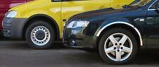 Radlauf Zierleisten VW PASSAT B5 (3BG) '00-05 Limousine  CHROM 4 Stück