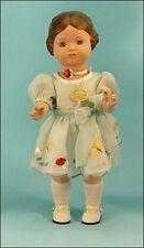 46cm Schildkrot german authentic replica tortulon doll Barbel Miblu